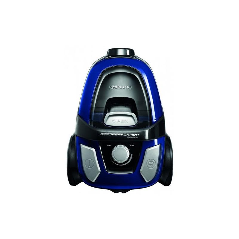 Aspirateur sans sac cyclonic tornado to9900el 1 1l bleu 800 w - Tornado aspirateur sans sac ...