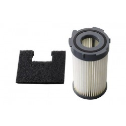 Pack 2 Filtres HEPA cylindr. +  Sortie d'air Aspirateur FAGOR RA-318
