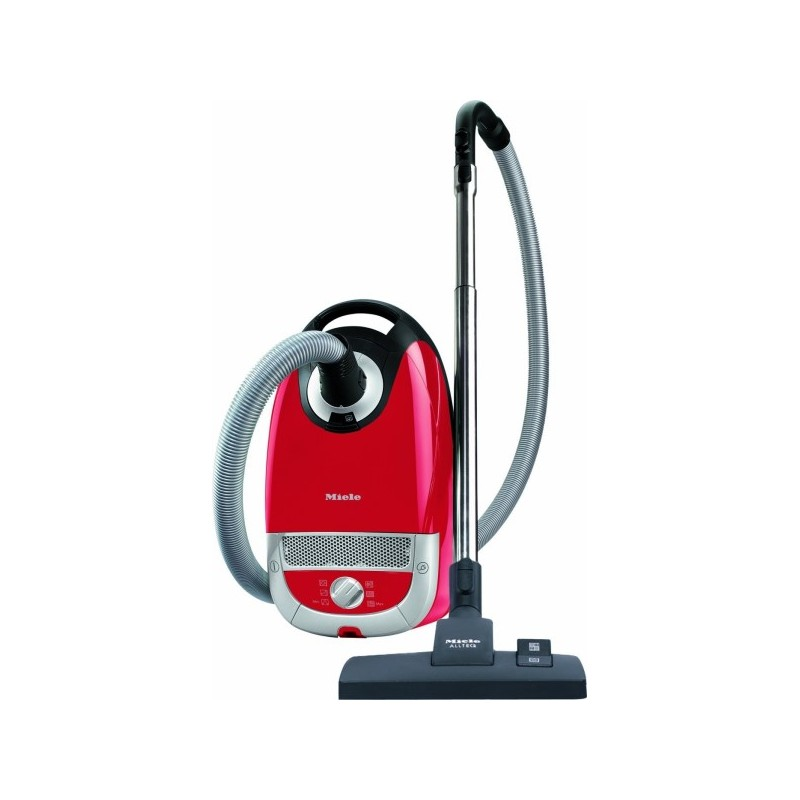 aspirateur avec sac miele s5 power rouge. Black Bedroom Furniture Sets. Home Design Ideas