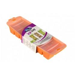 Bac à glaçons avec couvercle WPRO ICM140 Ice Tray Orange