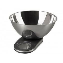 Balance de cuisine 5 kg + Bol BRANDT BC55N Inox