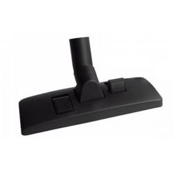 Brosse double position Ø 32 mm - Universelle - Pour Aspirateur - Noir