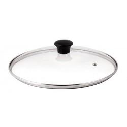 Couvercle en verre pour Poêle Wok HAKE Ø 31,5 cm