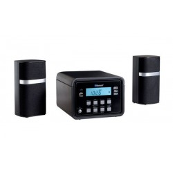 Chaine Hi-Fi Compacte CD Bluetooth 2.1 CLIPSONIC CH1037 Noir