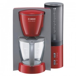 Cafetière filtre 10 - 15 Tasses BOSCH TKA6024V Private Collection Rouge