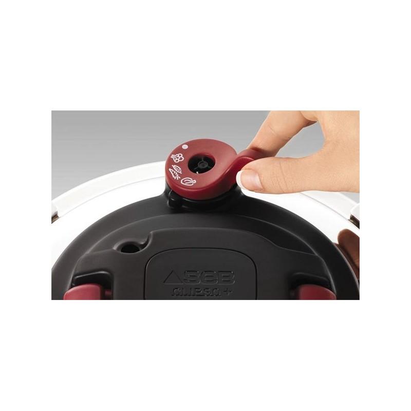 autocuiseur 8 l seb p4371406 inox clipso +