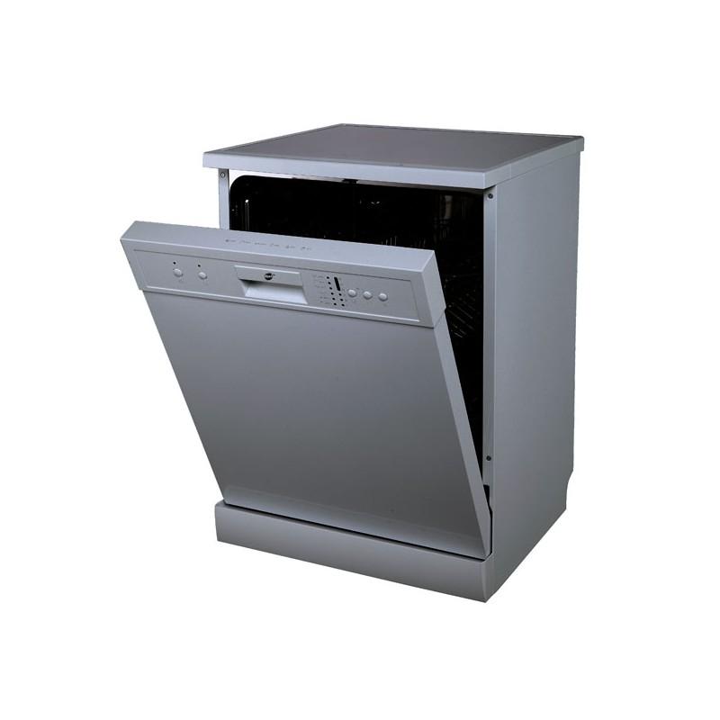 lave vaisselle 9 couverts a ma 207 top mtlvp8 7638 blanc ou silver