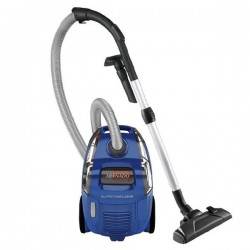 Aspirateur sans sac SuperCyclone TORNADO TO6910E 4 L Bleu 1300 W