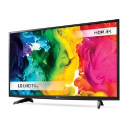 "SMART TV LED 43"" (109 cm) Full HD - 4K-1200PMI-3HDMI-USB Noir"