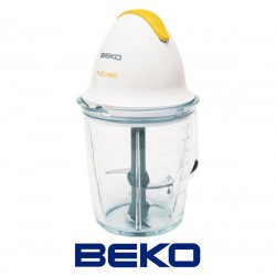 Multi hachoir 1,5 L BEKO BKK2158 Mini Robo Double Lame