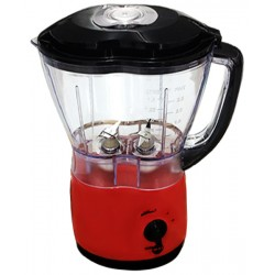 Blender 1,5L Double Lame SARAMAÏ SM-BC832 Rouge