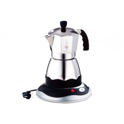Cafetière à expresso 3 Tasses BIALETTI 1892 Easy Timer Inox