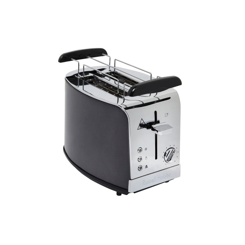 Grille-pain 2 fentes Russell Hobbs 2178 JEWELS Bleu ou Gris
