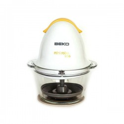 Hachoir multifonctions BEKO BKK1156 MINI ROBO Blanc