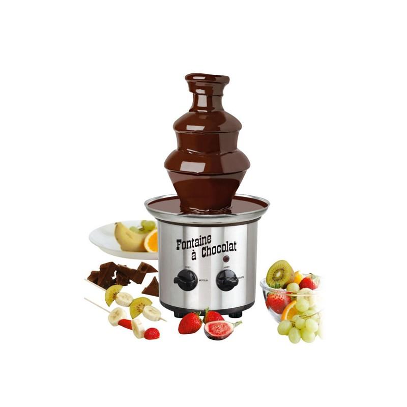 Fontaine à chocolat SIMÉO FC260 Inox