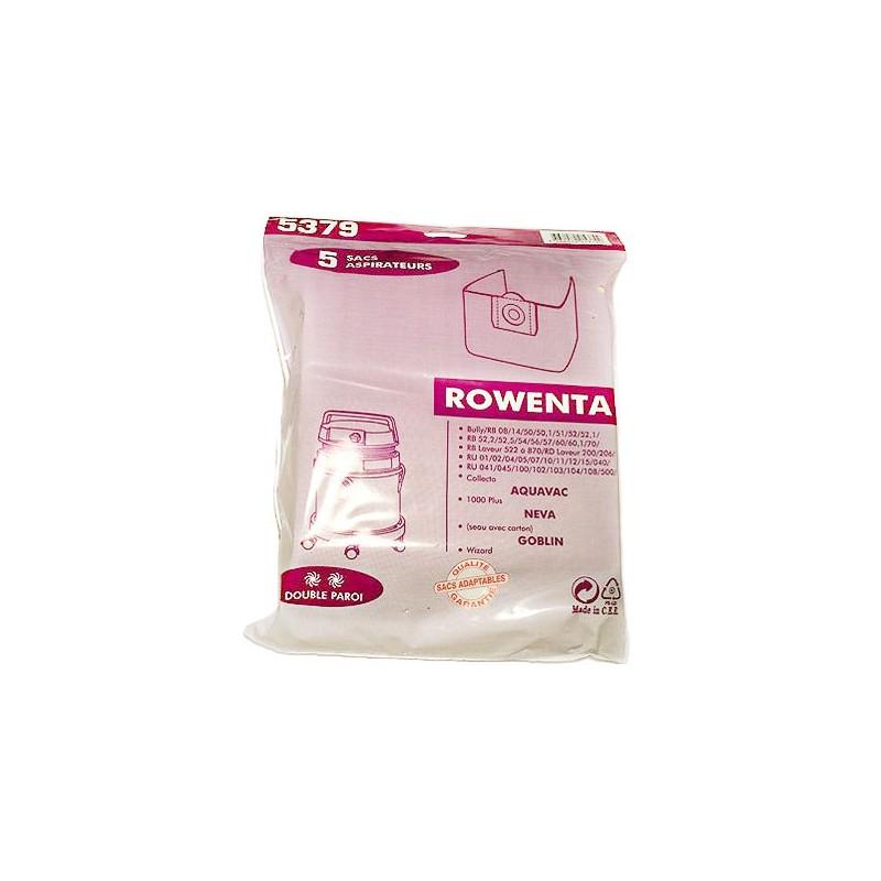 sac pour aspirateur rowenta awesome home equipement sac. Black Bedroom Furniture Sets. Home Design Ideas