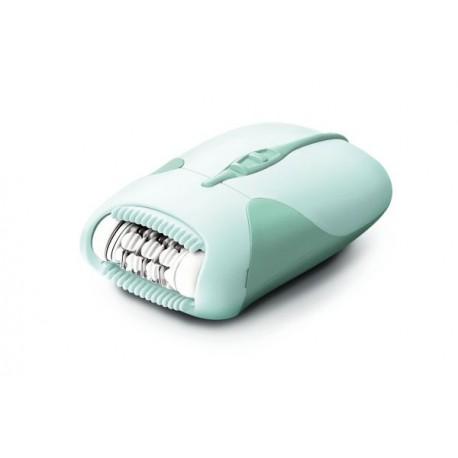 Épilateur 2 Vitesses 15 Pinces REMINGTON EP4000 Bleu - Rechargeable