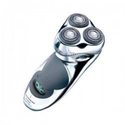 Rasoir 3 Têtes REMINGTON R9500 - Avec ou sans fil - Silver