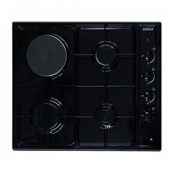 plaque de cuisson mixte homeplus. Black Bedroom Furniture Sets. Home Design Ideas