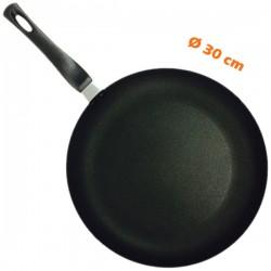 Poêle anti-adhérente Ø 30 cm BLACK PEARL TF12C Fond lisse