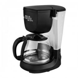 Cafetière filtre 1,25 L TEAM KALORIK TKGCM1021B Noir