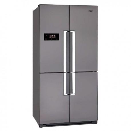 Réfrigérateur Portes L A Xper GTN No Frost Inox - Refrigerateur 4 portes