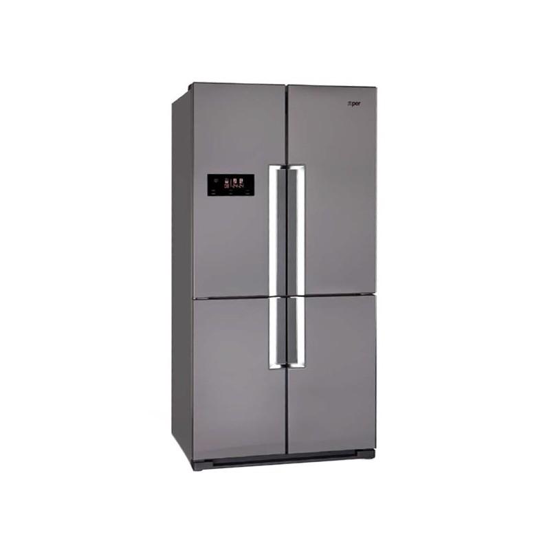 Réfrigérateur 4 Portes 526L A++ XPER GT/N916 No Frost - Inox