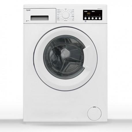 lave linge frontal 8kg 1000t a xper 1055cf4ex blanc. Black Bedroom Furniture Sets. Home Design Ideas
