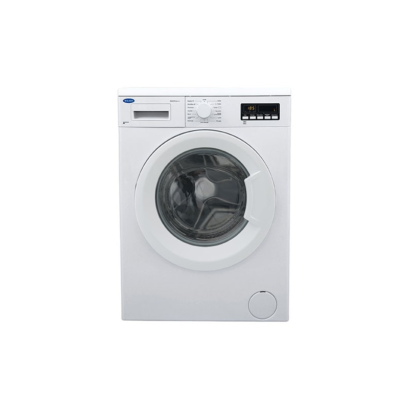lave linge frontal 10kg 1200t a 1262cf4 blanc. Black Bedroom Furniture Sets. Home Design Ideas