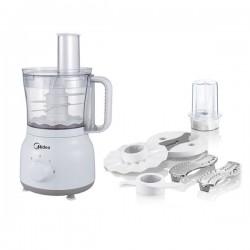 Robot de cuisine 1,5L MIDEA MJ-FP60D1 Blanc