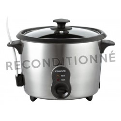 Cuiseur à riz 1,8 L KENWOOD RC417 Inox Satiné - Reconditionné