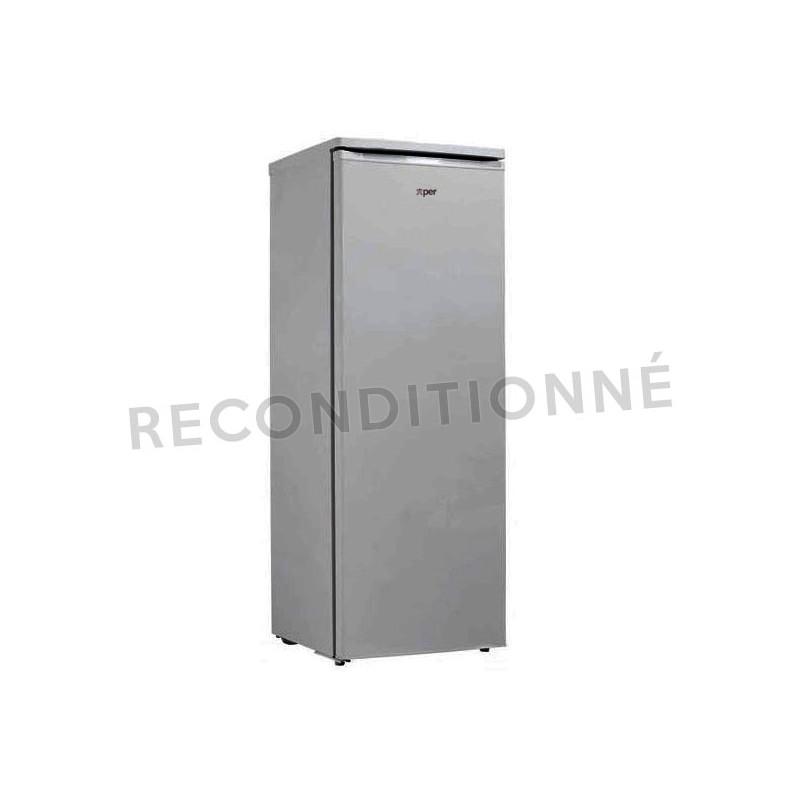 cong lateur armoire 151l a xper bd 210 silver reconditionn. Black Bedroom Furniture Sets. Home Design Ideas