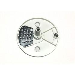 Disque support + Rape Inox pour Robot de cuisine Maïtop MTFP9018 - Blanc