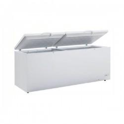 Congélateur coffre 670L A+ JETTECH CC750F Blanc