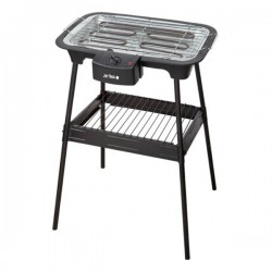 Barbecue 2en1 Pied/Table JETTECH BQFJ2000 Noir
