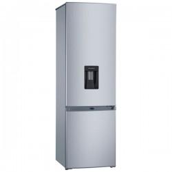 Réfrigérateur Combiné 246L + Distributeur à eau WILSON CB32SHWD A+ Silver