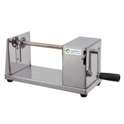Éplucheuse - Machine à chips Pomme de terre Spirale Mécanique Professionnel SUNRRY SY-PTC3 Inox