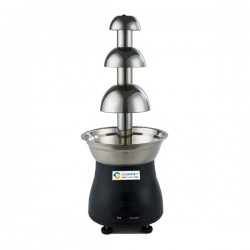 Fontaine à chocolat 3 Couches - Professionnelle SUNRRY SY-CL3B Inox