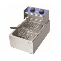 Friteuse professionnelle 6L SUNRRY SY-TF16C Inox