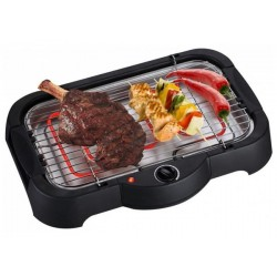 Barbecue de table - Grill - JETTECH BBQJ01 2000W Noir