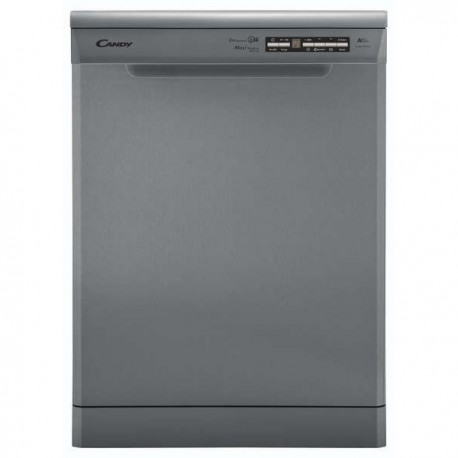 Lave-vaisselle 16 Couverts CANDY CDPM2D62X-47 A++ Inox