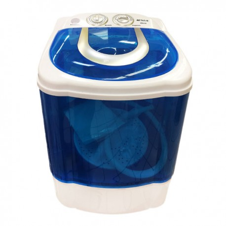 Mini Lave-Linge JETTECH WMJ35 250W Bleu et Blanc