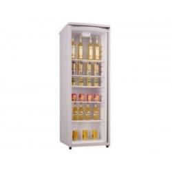 Vitrine à boissons Professionnelle 1 Porte 256L JETTECH VSCJ256 Blanc