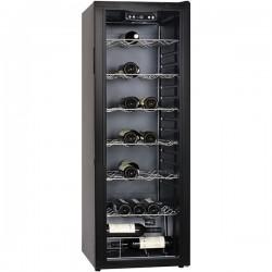 Cave à vin de service 223L - 119 bouteilles XPER WEI-28 Noir