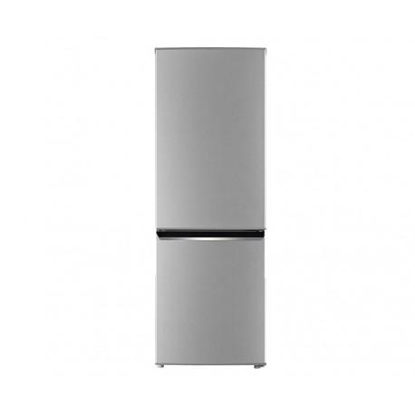 Réfrigérateur Combiné 2 Porte 171L A+ FRIDGEMASTER M22BS Silver