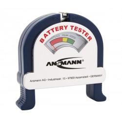 Testeur de piles / batteries Alcaline, NiMH, NiCD-batteries ANSMANN 4000001