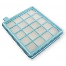 Filtre HEPA EPA 10 PHILIPS D982361 Bleu, Blanc