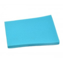 Filtre mousse PHILIPS D361040 Bleu