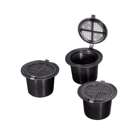 Pack de 3 capsules rechargeables COFFEEDUCK 27.900.004.67 pour Nespresso