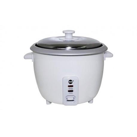 Cuiseur à riz 0,6 L MAÏTOP MTRCSS006 Blanc